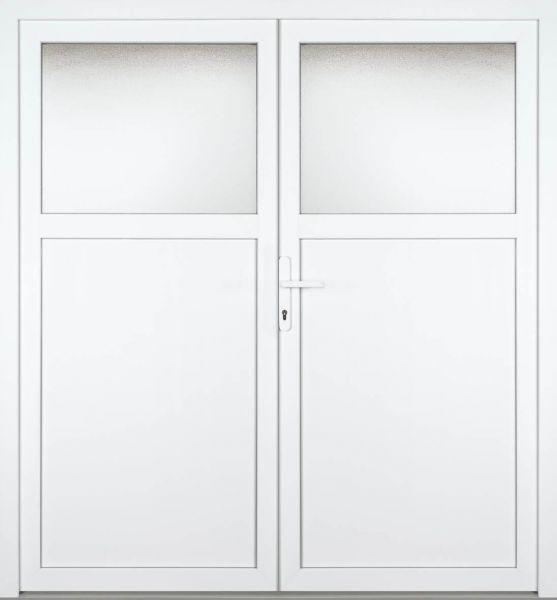 Weiß (ähnlich RAL 9016)